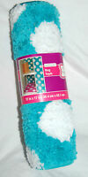 Creatology My Locker Cool Rug Tapis For Your School Locker Teal Aqua /white