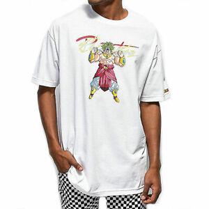 2f67608985bc Primitive Skate x Dragon Ball Z Men's Nuevo Broly Short Sleeve T ...