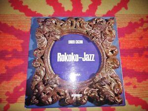 Eugen-Cicero-Rokoko-Jazz-SABA-Tannenbaum-Label-Vinyl-LP