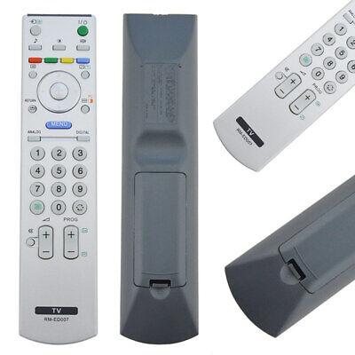 control remoto Mando a distancia para TV televisor para SONY RM-ED005 RM-ED007