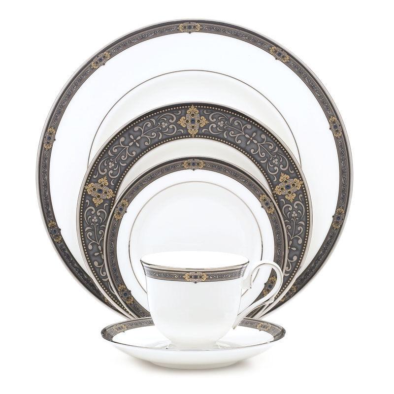 Lenox Vintage Jewel 60Pc Dinnerware Set, service pour 12
