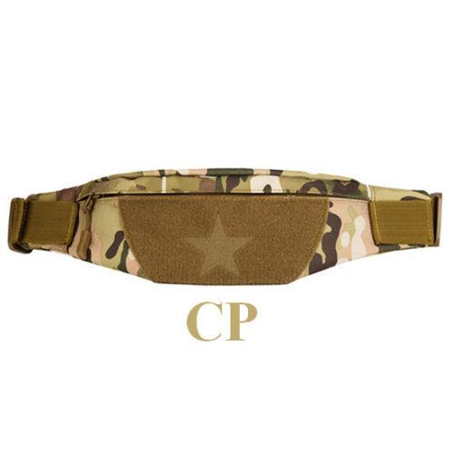 Men Durable Fanny Waist Pack Belt Hip Bum Military Tactical Running Bag Belt