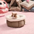 Pet Dog Cat House Cushion Beds Windproof Winter Cozy Kennel Puppy Bed Cushion