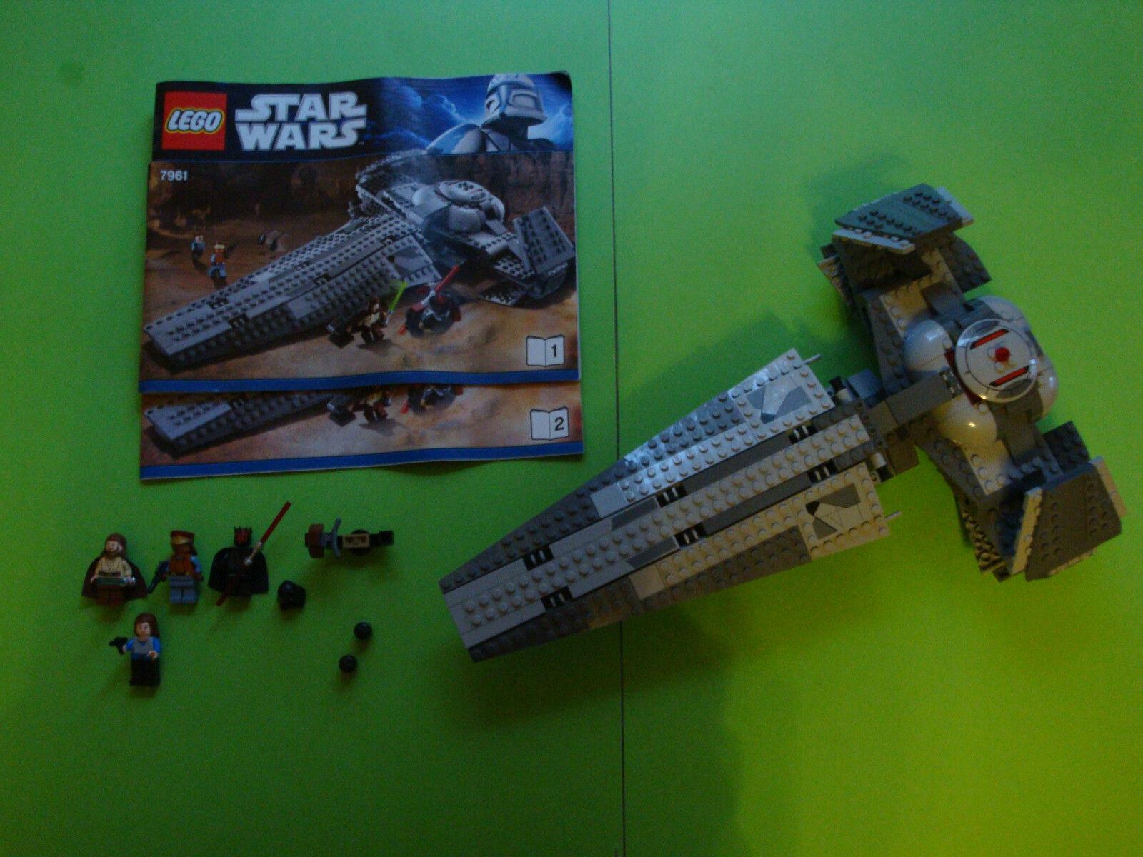 LEGO LEGO LEGO StarWars Darth Maul's Sith Infiltrator (7961) 86203c