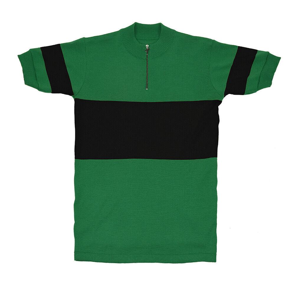 MAGLIA TERMINILLO Ciclismo Vintage Cycle Fahrrad Jersey Made in