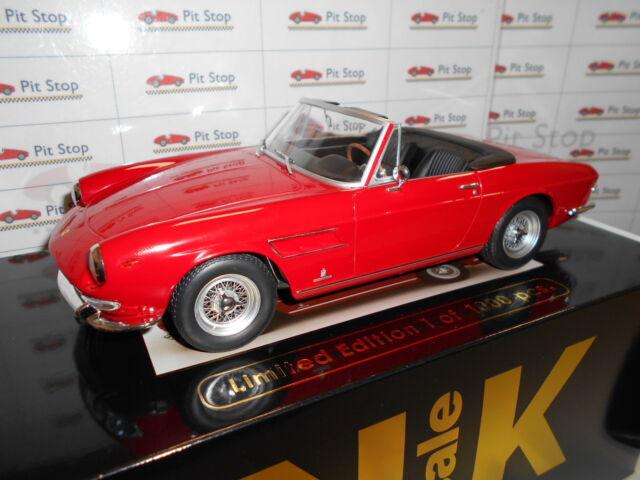 KKDC180244 by KK-SCALE FERRARI 275 GTS PININFARINA SPIDER 1964 1:18