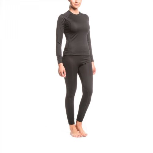 Aigle Damen-Thermohose Regena Black Polartec Power Dry Fantastic Warm