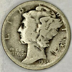 90/% SILVER QUARTERS FOR FILLERS 1935 P