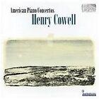 Henry Cowell - American Piano Concertos: (2001)