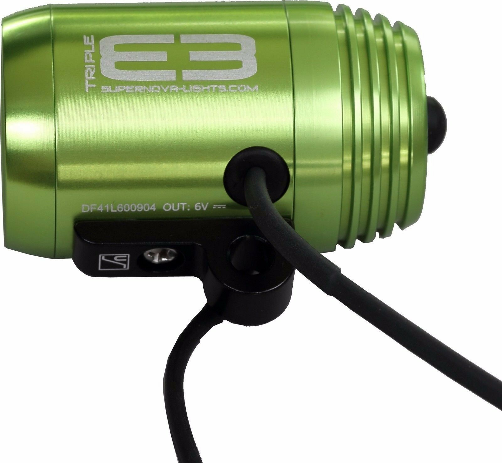 SUPERNOVA Frontscheinwerfer  E3 triple green 800 Lumen  outlet online store