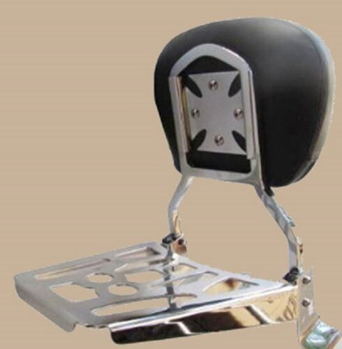 Parts & Accessories Other Motorcycle Accessories Sissy Bar With Backrest For Honda Shadow Spirit VT 750 C2 Models