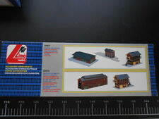 Deposito Locomotive LIMA Scala HO 1:87 Cod. 600070 VINTAGE