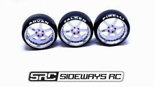 SRC Sideways RC - Tire Sticker Decals - RC Drift Accessories