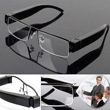 Kamerabrille 5 Mega Pixel HD 1080P Spion Brille Kamera Video mit klaren Gläsern