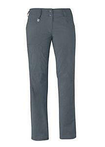 Damenhose-Wanderhose-Outdoorhose-Salomon-Mountain-Pant-W-grau-Stretch