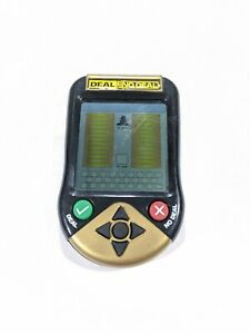 Deal or No Deal Electronic Portable Hand Held Travel Toy Game by Irwin 2006
