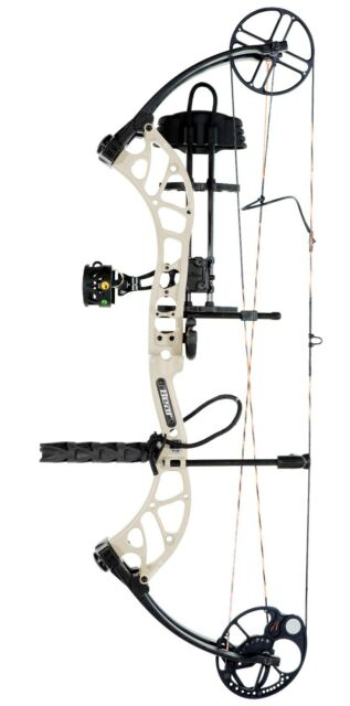 New Bear Archery Cruzer X RTH 5-70# Right Hand Mossy Oak Camo Bow Package