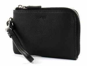 Esprit Bourse Liz Medium Wristlet Black