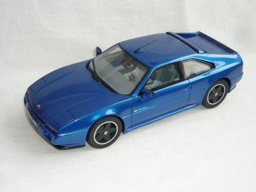 Venturi 260 Atlantique Coupe azul nr 068 1//18 Otto models maqueta de coche modelo coche