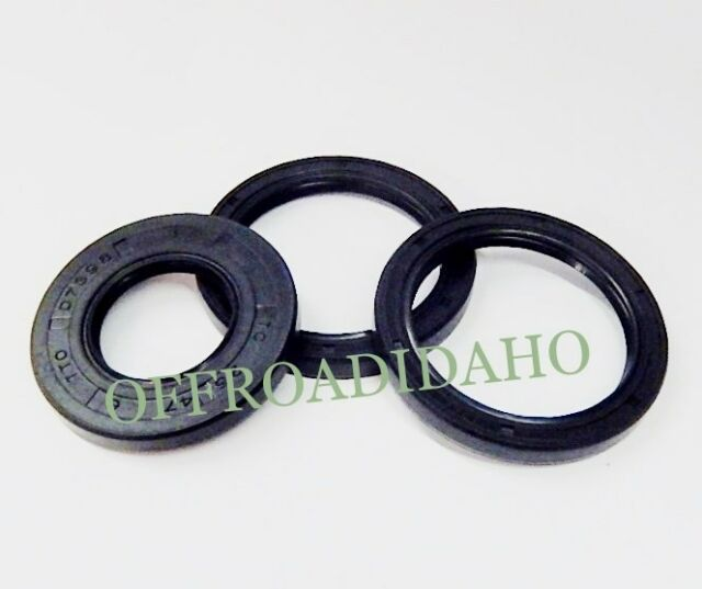 FRONT DIFFERENTIAL SEAL ONLY KIT POLARIS 2005 2006 SPORTSMAN 700 800 EFI 4X4 4WD