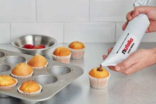 NEW-NUTELLA-PIPING-BAGS-1KG-NO-MESS-OR-FUSS