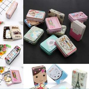 Cute-Tinplate-Iron-Tin-Square-Storage-Case-Container-Small-Coin-Candy-Key-Box
