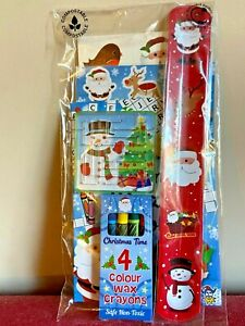 Christmas Party Bag Kids Boys Girls Stocking Fillers Christmas Eve Box Fillers