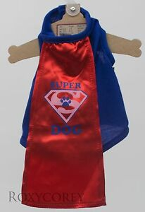 Pret 'a Paw Dog Couture by Jabara Super Dog Pet Shirt Costume Size Small NWT