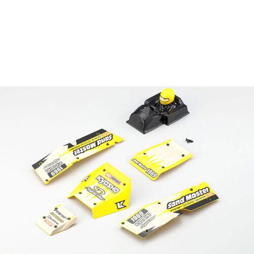 Karosserieteile gelb SandMaster EZ Serie Ersatzteil Kyosho EZ005Y # 702476