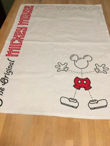 New Disney Parks Kitchen Towel The Original Mickey Mouse Disney Parks