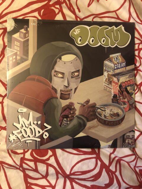 MF Doom MM..Food 2007 Reissue Vinyl Double LP Record ...