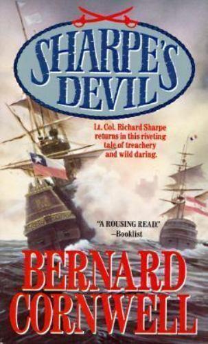 Sharpe's Devil (Richard Sharpe's Adventure Series #21) by Cornwell, Bernard