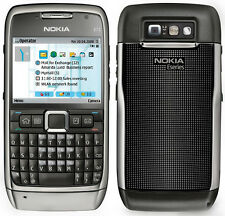 Nokia E71 Grey Steel 3G WIFI GPS Unlocked QWERTY free shipping