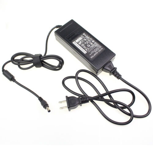 5 Pcs AC 100-240V To 12V 5A DC Adapter Power Supply Charger Cable Cord 5.5x2.1mm