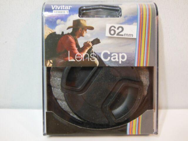 Vivitar Series 1 Front Lens Cap 62 Mm Snap On New In Package