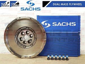 FOR-VAUXHALL-INSIGNIA-2-0-16V-CDTI-160HP-GENUINE-SACHS-DUAL-MASS-FLYWHEEL-A20DTH