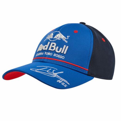 Scuderia Toro Rosso F1 2018 Brendon Hartley Driver Cap Mens Fanatics
