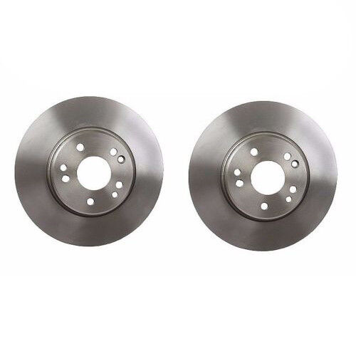 2 Front Brake Rotors Ate 1294212012 For Mercedes W124 R129 E500 300SL SL320
