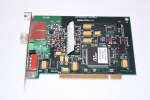 CONTEMPORARY-CONTROLS-PCI20-TB5-USED-CARD-CIRCUIT-BOARD-WARRANTY
