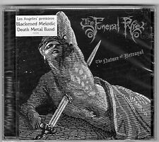 The Funeral Pyre - The Nature Of Betrayal CD