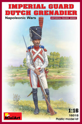 Napoleonic Wars MiniArt 1//16 16018 Imperial Guard Dutch Grenadier