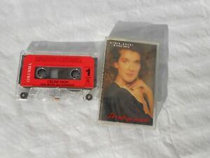 Cassette-audio-K7-audio-tape-CELINE-DION-des-mots-qui-sonnent
