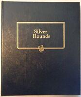 Whitman Classic Album 9150 Silver Rounds,