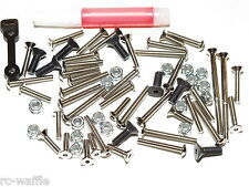 TLR04006 TEAM LOSI 1/8 8IGHT-T E 3.0 TRUGGY SCREWS LOT WITH THREAD LOCK