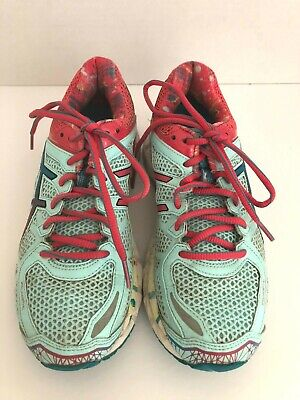 Asics Gel Kayano 21 NYC Women's Size 7 Limited Edition 2014 Sneakers Marathon | eBay