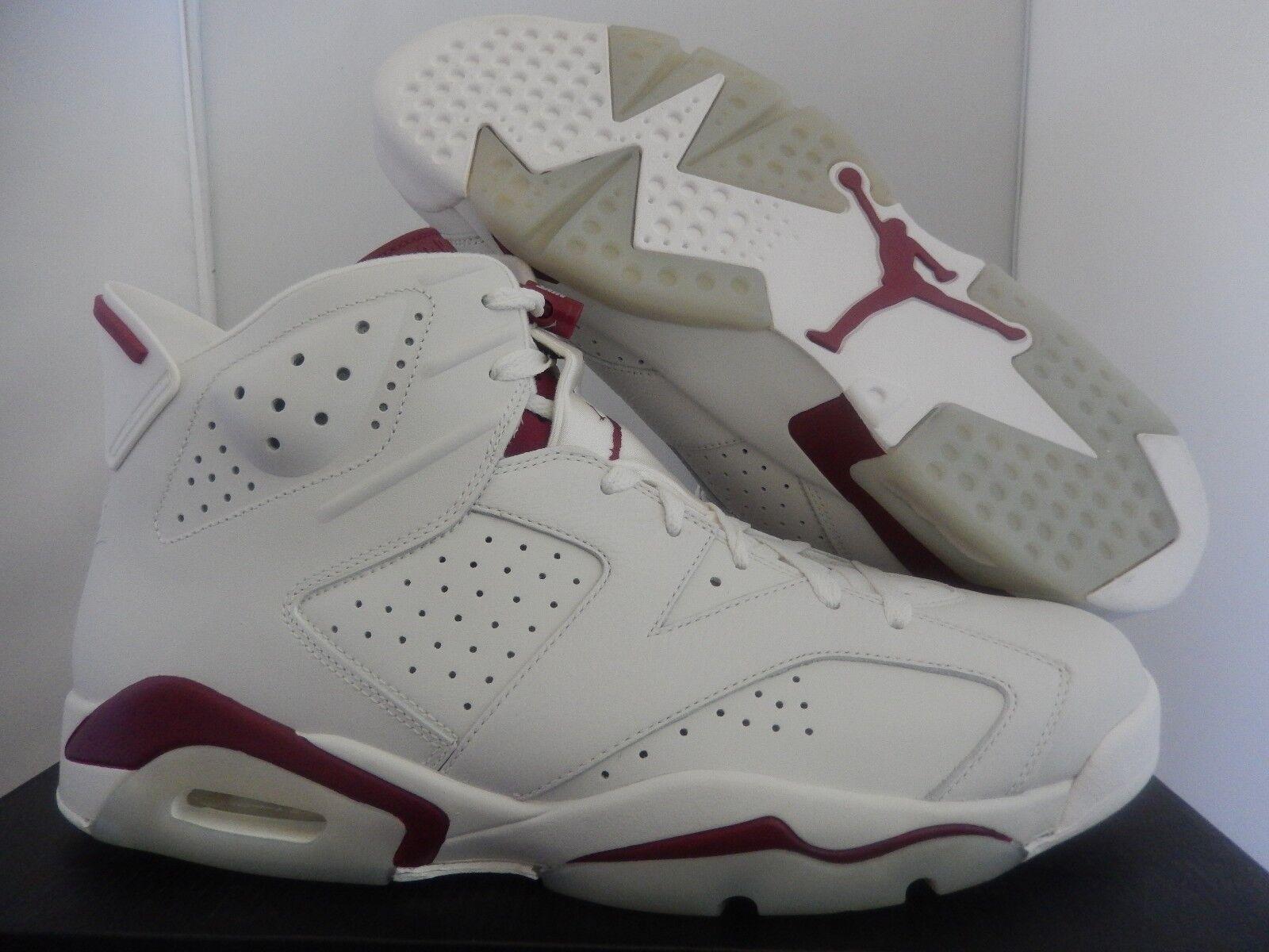 Nike Air Jordan 6 Retro [384664116] BlancoMarrón [384664116] Retro 644400
