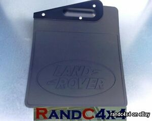 Land-Rover-Defender-Genuine-90-Rear-Right-Hand-Mud-Flap-039-98-on-TD5-Puma-TDCi
