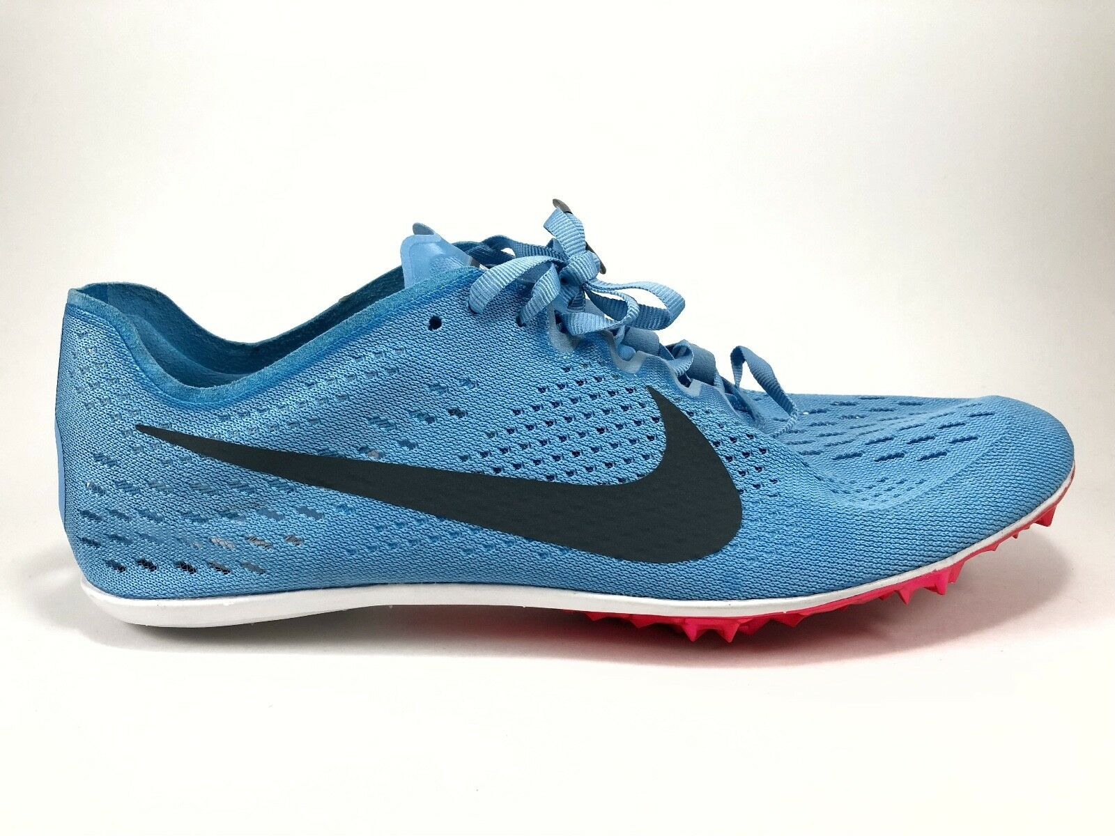 Nike Zoom Victory Elite Distance 1500m - 5K Track Spikes bluee Size  Mens 11