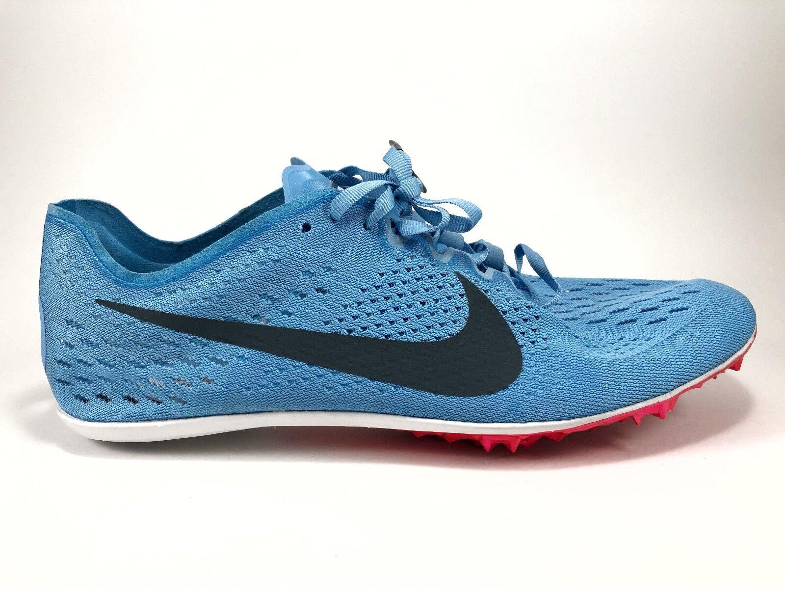 Nike Zoom Victory Elite Elite Elite Distance 1500m - 5K Track Spikes bluee Size  Mens 6.5 238891