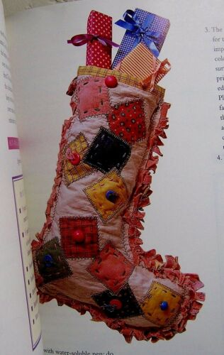 """Holiday Gifts+ 50 Projects /""""Quick-Sew Celebrations/"""" Sewing /& Quilting Book"""